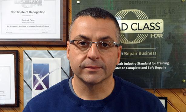 Joseph Pardo, Co-Owner, Westfield Collision Center