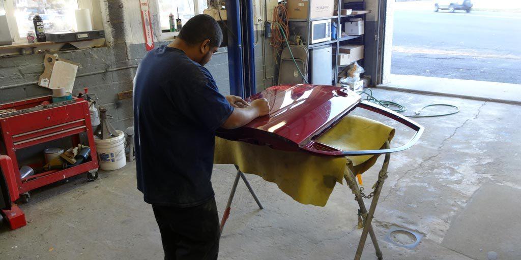 Auto Body & Collision Repair in Scotch Plains, NJ