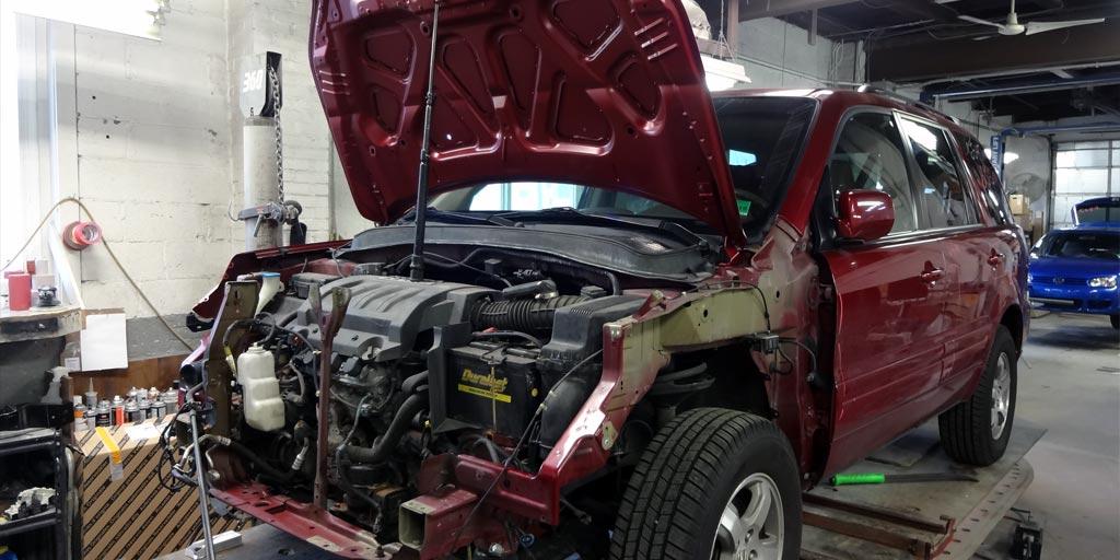 Auto Body Repair in Westfield, NJ