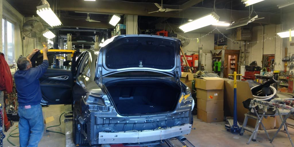 Auto Body & Collision Repair in Mountainside, NJ
