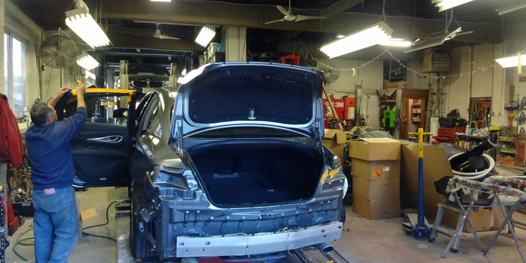 Auto Body Collision Repair In Mountainside Nj Westfield