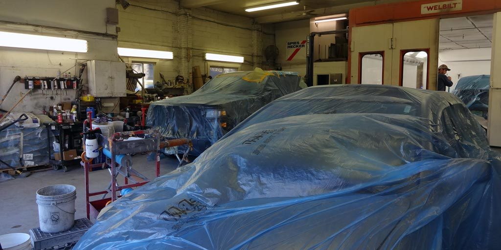 Professional Car Painting in Westfield, NJ